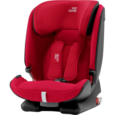 Britax ADVANSAFIX Z-LINE Fire Red