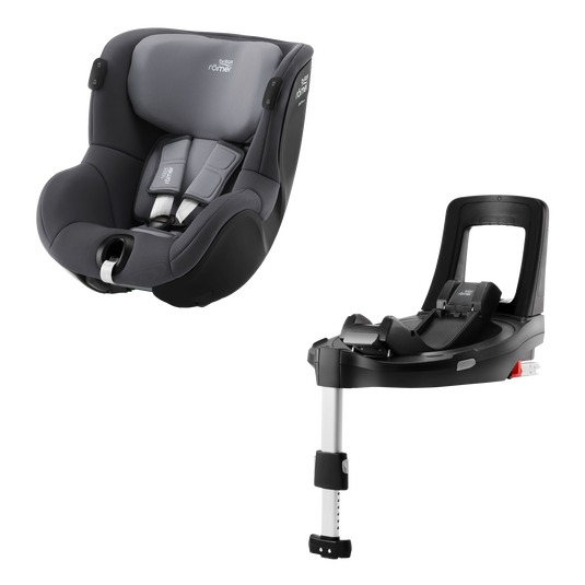 Britax Pack DUALFIX iSENSE Midnight Grey