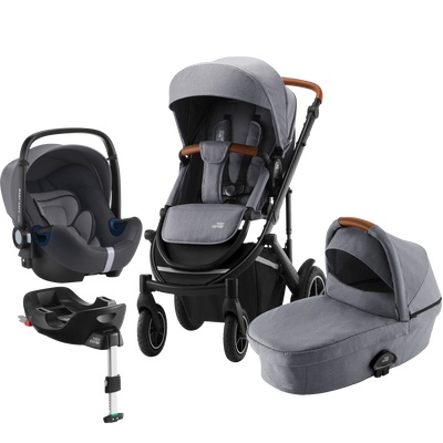 Britax SMILE III – PACK COMFORT PLUS