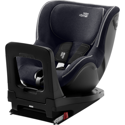 Britax Housse confort – DUALFIX / SWINGFIX i-SIZE Dark Grey