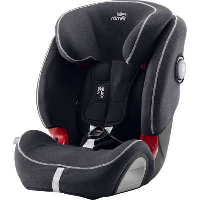 Britax Housse confort – EVOLVA 1-2-3 SL SICT Dark Grey